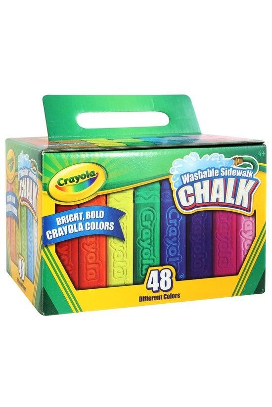Crayola Washable Sidewalk Chal...
