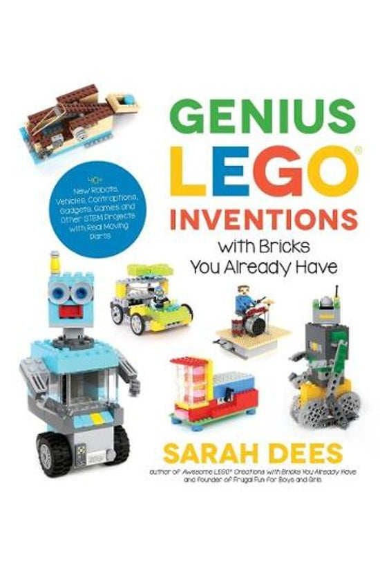 Genius Lego Inventions With Br...