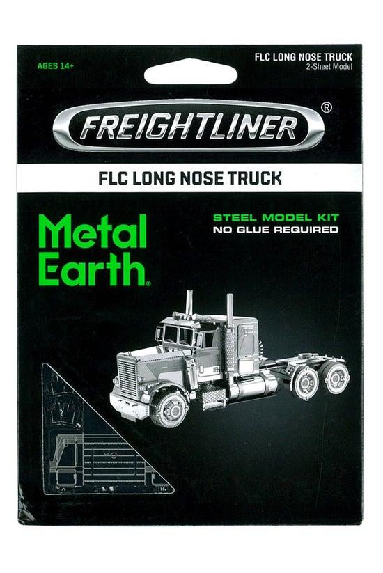 Metal Earth Freightliner Long ...