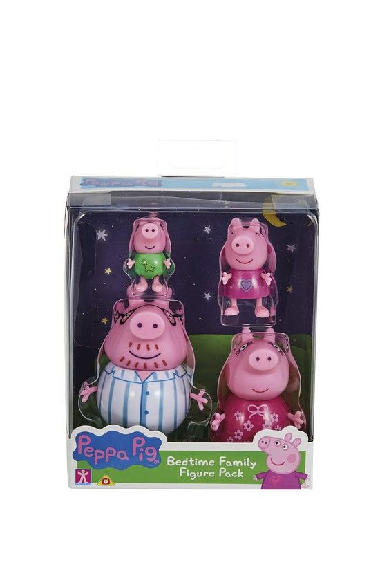 Peppa Pig Bedtime Family Figur...