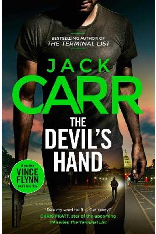 Terminal List #04: Devils Hand
