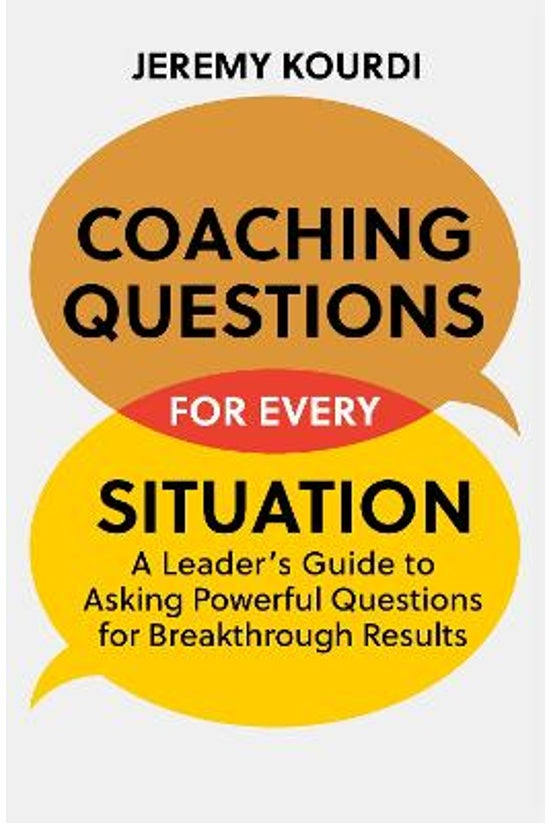 Coaching Questions For Every S...