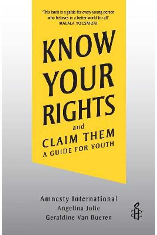 Know Your Rights: And Claim Th...