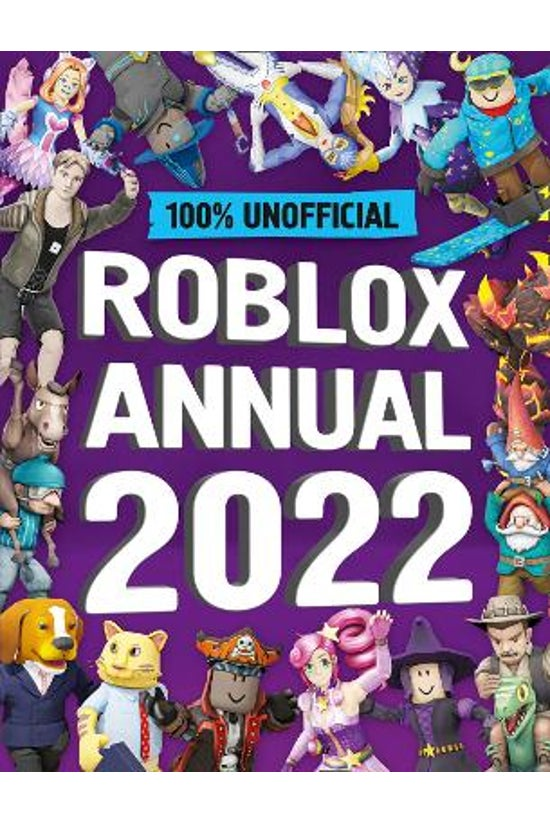 100% Unofficial Roblox Annual ...