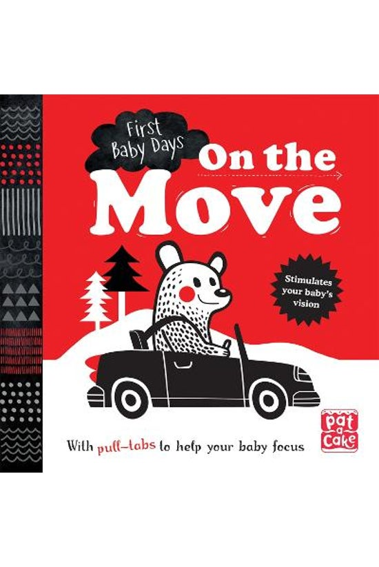 First Baby Days: On The Move