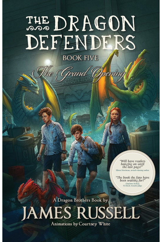 The Dragon Defenders #05: The ...