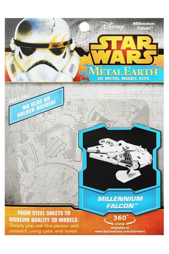 Metal Earth Star Wars Millenni...