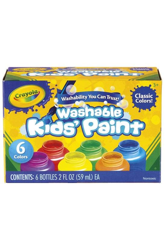 Crayola Washable Paint Pack Of...