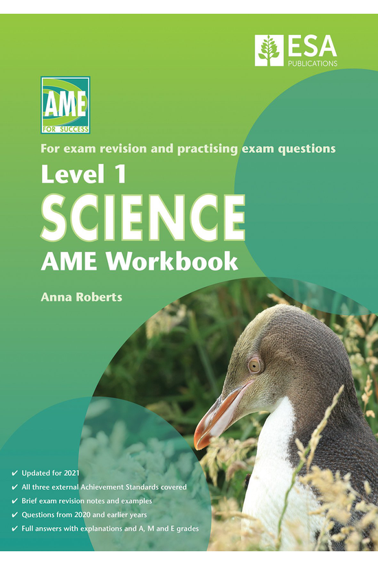 Ncea Level 1 Science Ame Workb...
