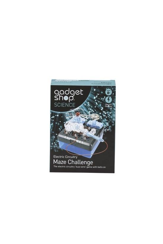 Gadget Shop Science Maze Chall...