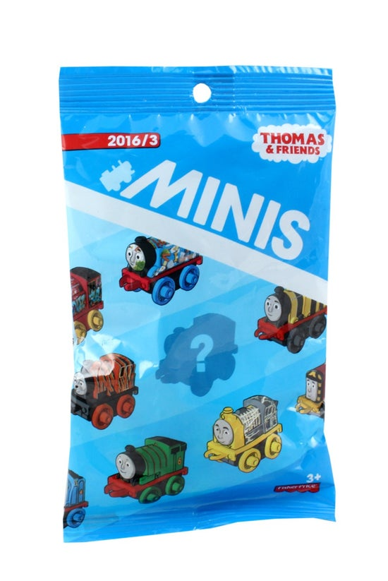 Thomas & Friends Minis Bli...