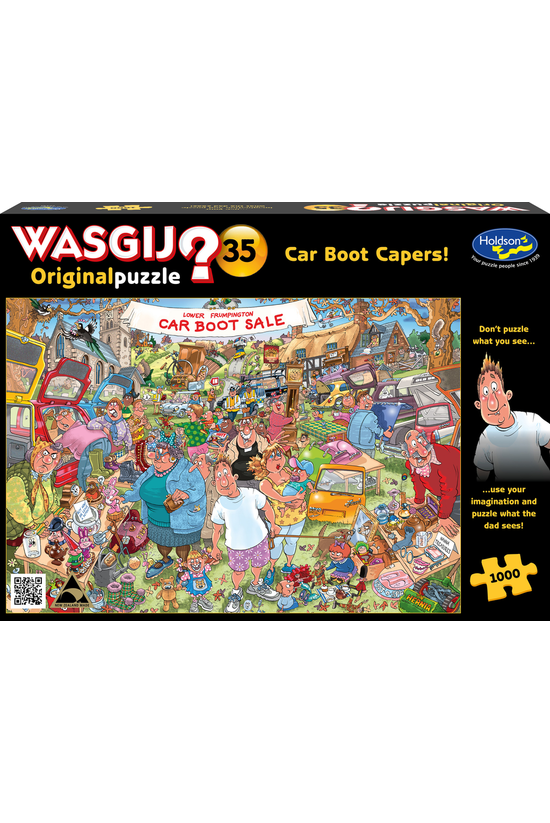 Wasgij Original #35: Car Boot ...