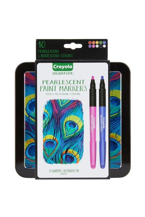 Crayola Signature: Pearlescent...