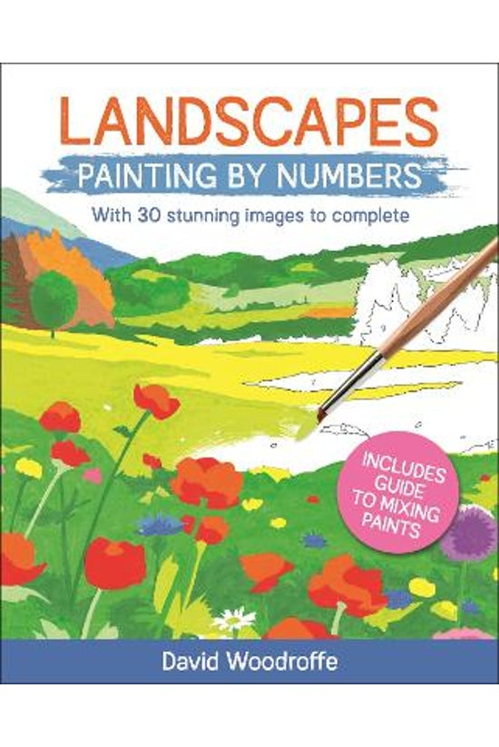 Landscapes Painting By Numbers