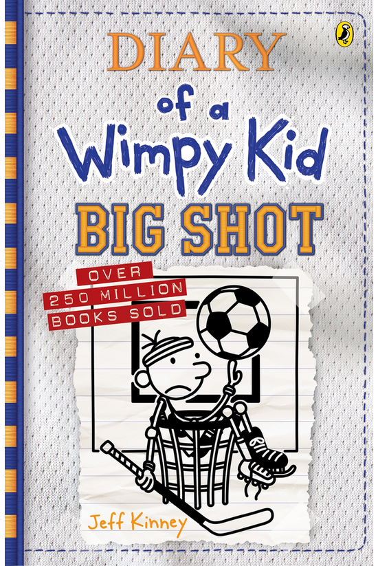 Diary Of A Wimpy Kid #16: Big ...