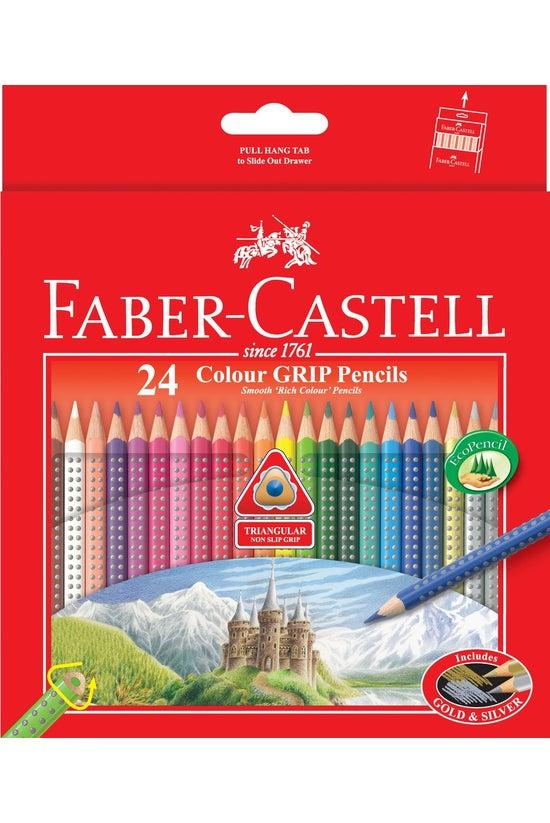 Faber Castell Colour Grip Penc...