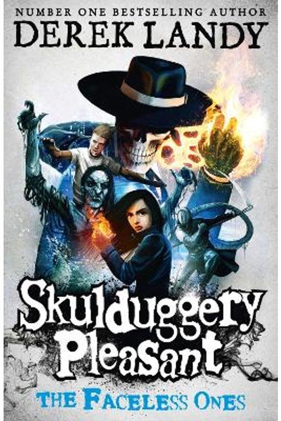 Skulduggery Pleasant #03: The ...