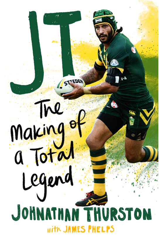 Jt: The Making Of A Total Lege...