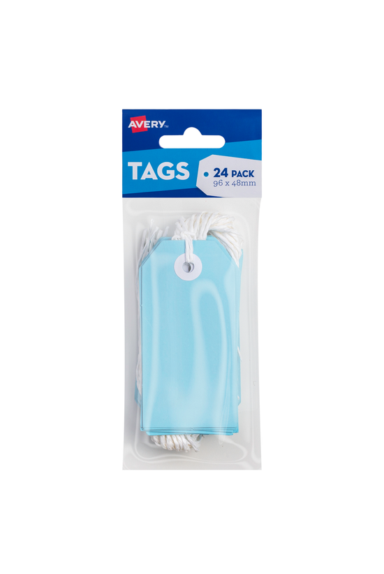 Avery Tag-it Tags Blue Pack Of...