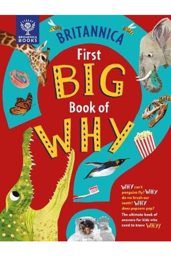 Britannica First Big Book Of W...