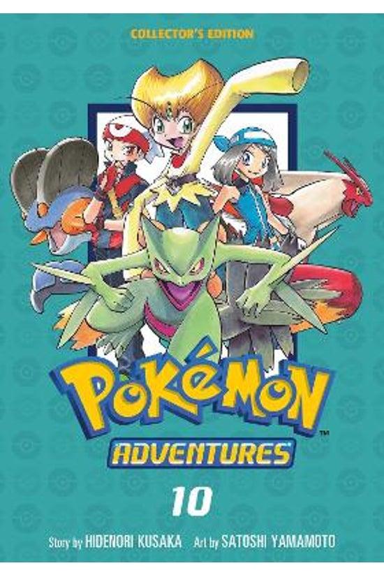 Pokemon Adventures Collector's...