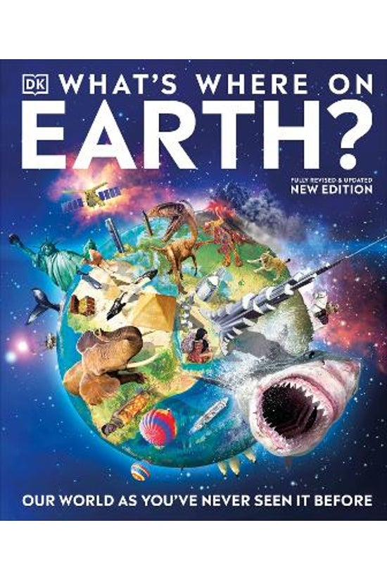 What's Where On Earth: Our Wor...