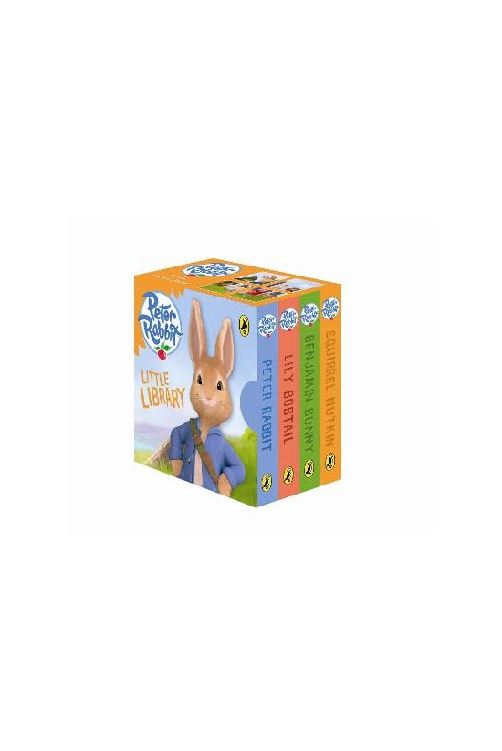Peter Rabbit: Little Library