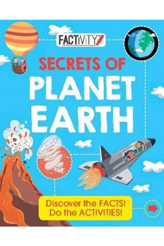Factivity Secrets Of Planet Ea...