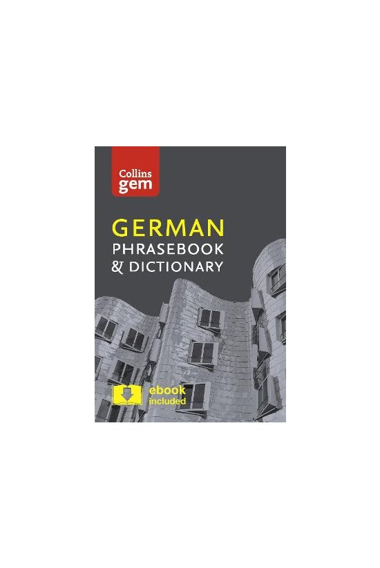 Collins German Phrasebook And ...
