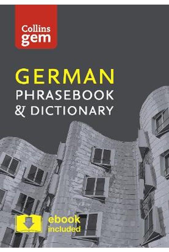 Collins German Phrasebook And ...