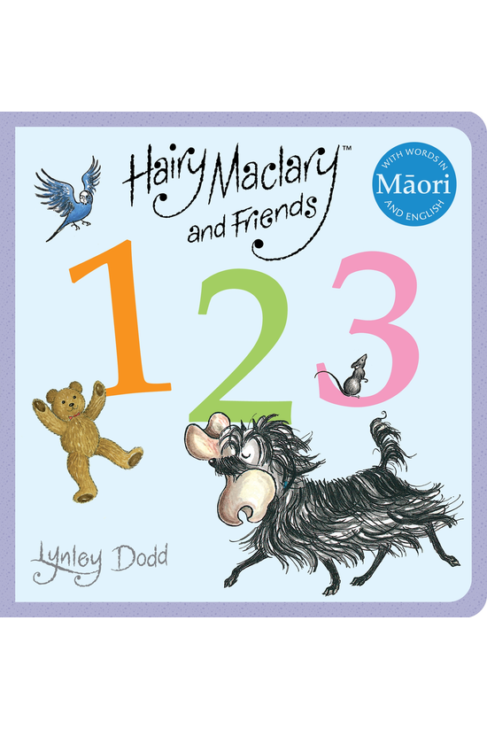 Hairy Maclary And Friends: 123...