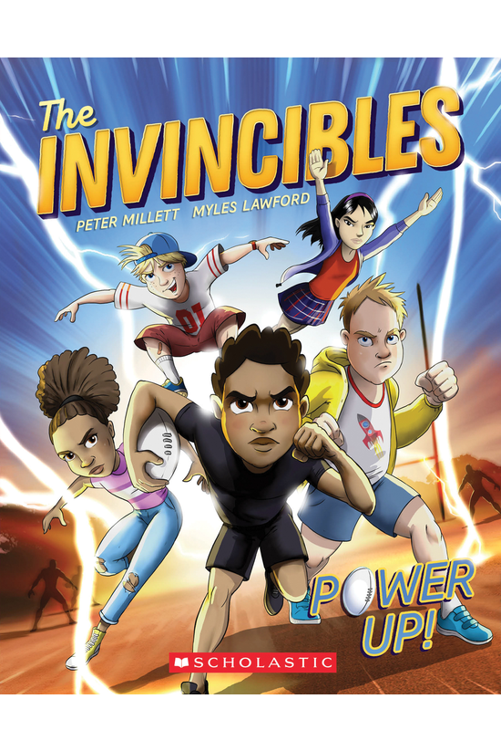 The Invincibles #01: Power Up