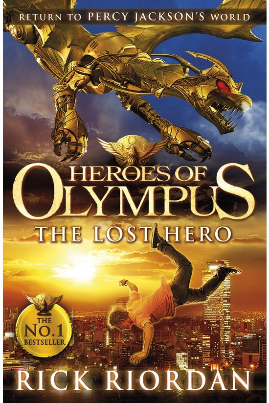 Heroes Of Olympus #01: The Los...
