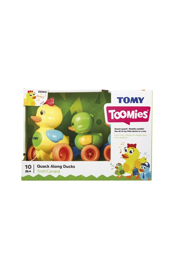 Tomy Preschool Quack Along Duc...