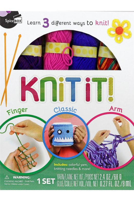 Spice Box Knit It!