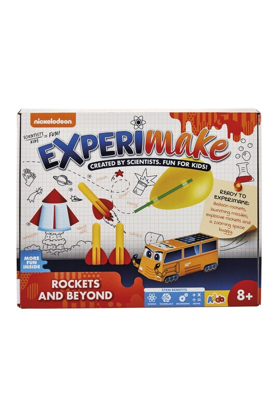 Addo Experimake Science Kit: R...