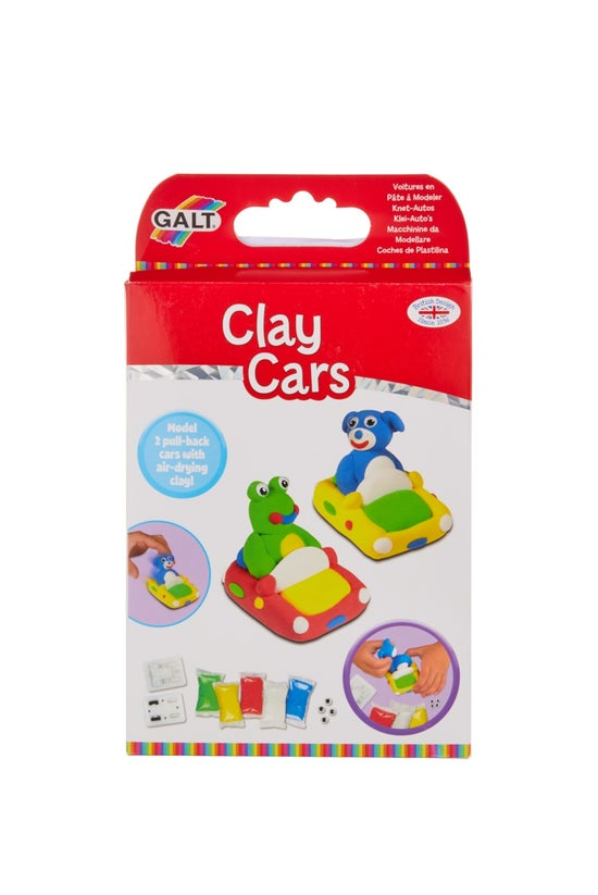 Galt Clay Cars