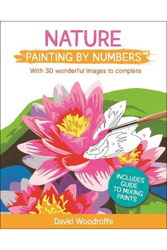 Nature Painting By Numbers
