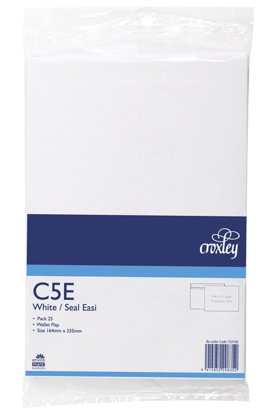 Croxley Mail Envelope C5e E23e...