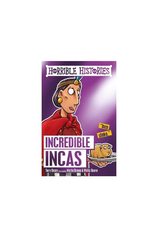 Horrible Histories: Incredible...