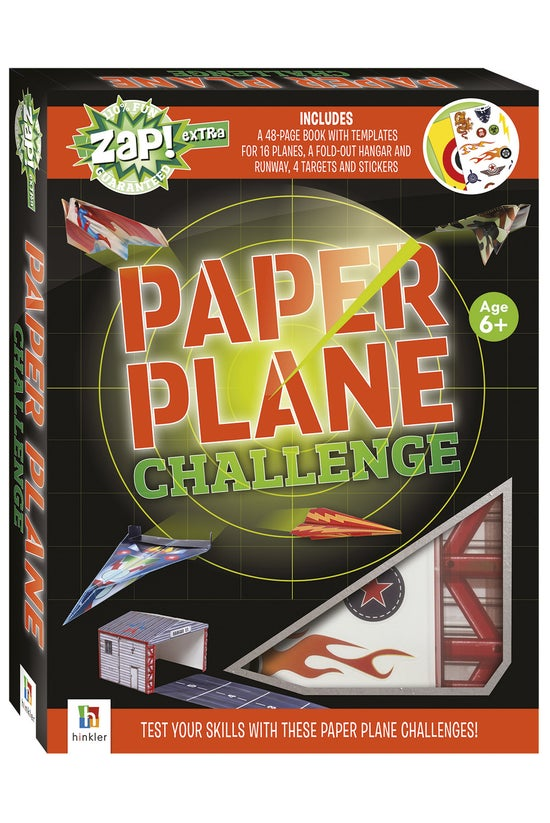 Zap! Extra: Paper Planes Chall...