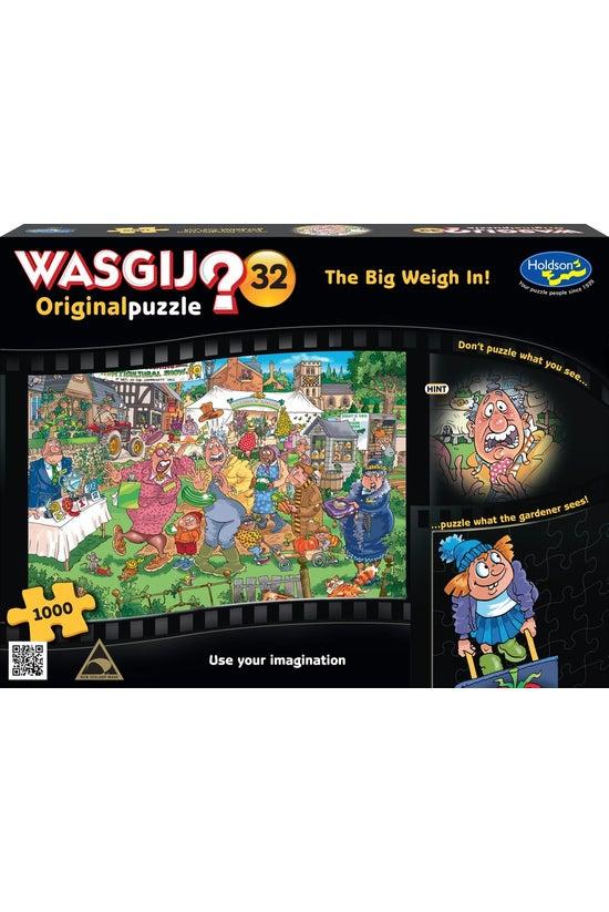 Wasgij Original #32 The Big We...