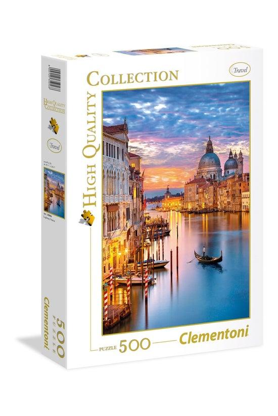 Clementoni 500 Piece Puzzle Li...