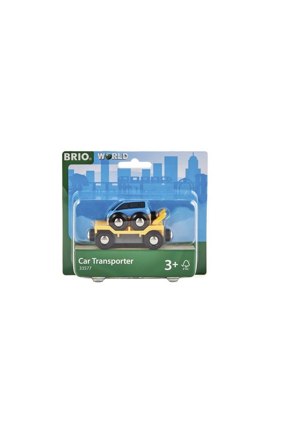 Brio World: Car Transporter