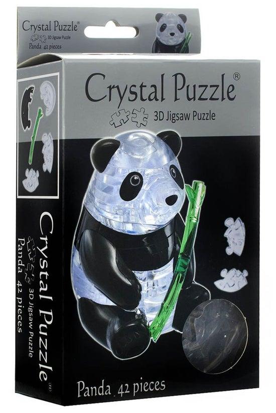 Crystal Puzzle Panda