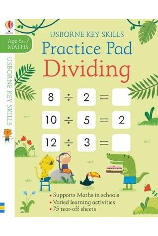 Wipe Clean Dividing Practice P...