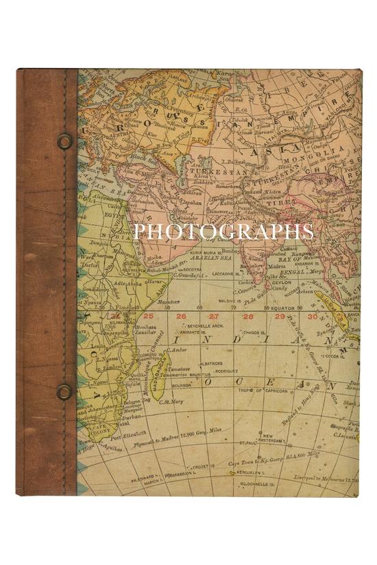 Whsmith Large Photo Album Self...