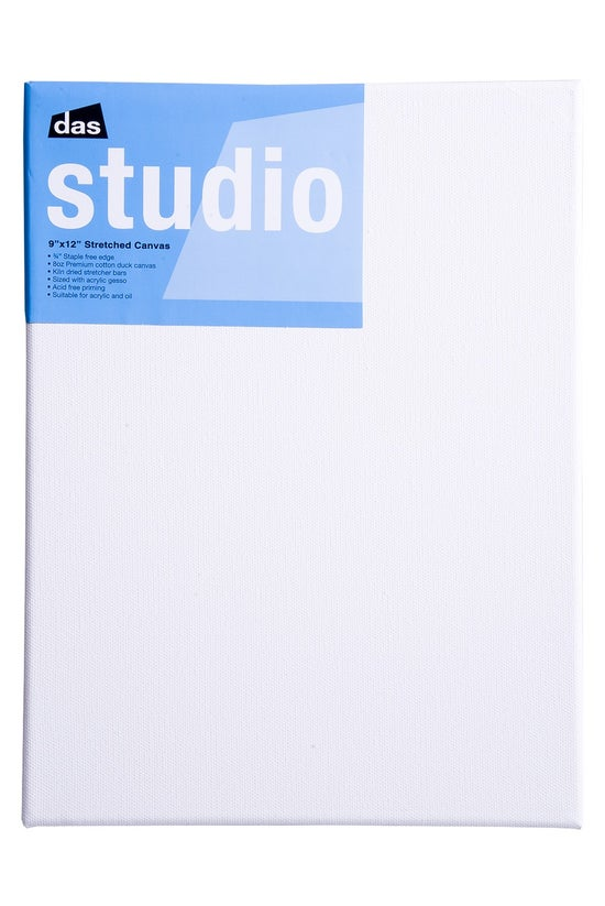 "Das Studio 3/4"" Canvas 9x..."