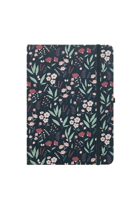 Noted Meadow A5 Notebook Flora...