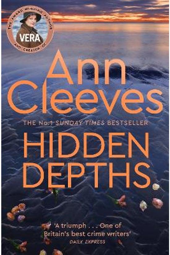 Vera Stanhope #03: Hidden Dept...